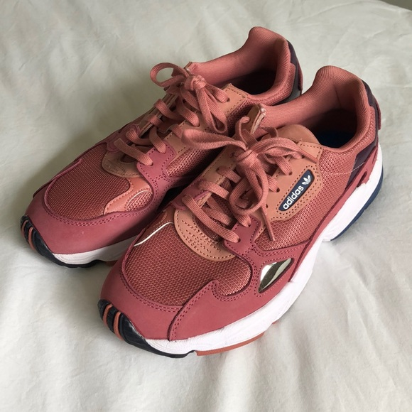 finest selection 5ce0d 9cfa1 adidas Shoes - Adidas Falcon Suede Sneakers - Women s Size 9